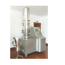 Fluid Bed Granulator/Pelletizer/Coater For R&D