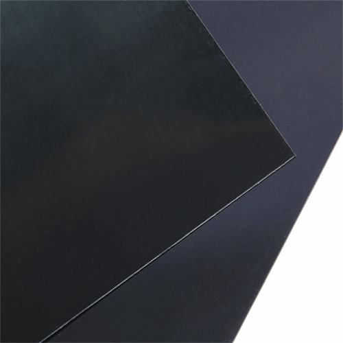 Bright Black Film Cheap Pvc Plastic Mirror Sheets