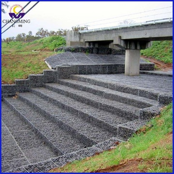 River Bank Protect Gabion Basket