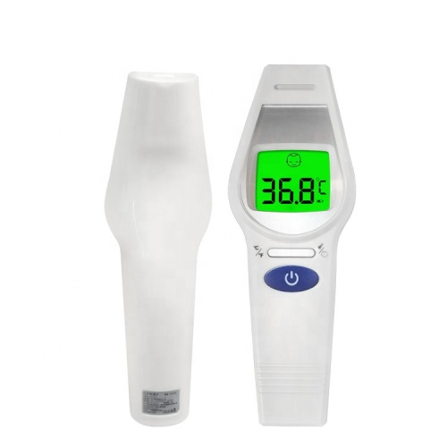 Ready to send product forehead and ear thermometer