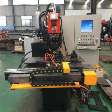Punching And Drilling Machine for Steel Plates