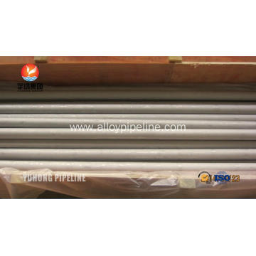 High Temperature Steel Pipe ASTM A376 TP321H