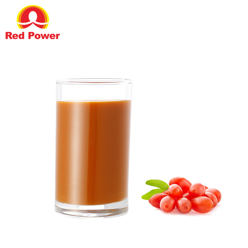 Pure Chinese Wolfberry Juice Direct Supply from Origin
