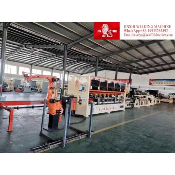 Fully Automatic Scaffolding Standard Production Line