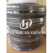 PTFE Teflon Braided  Graphite Oil Packing