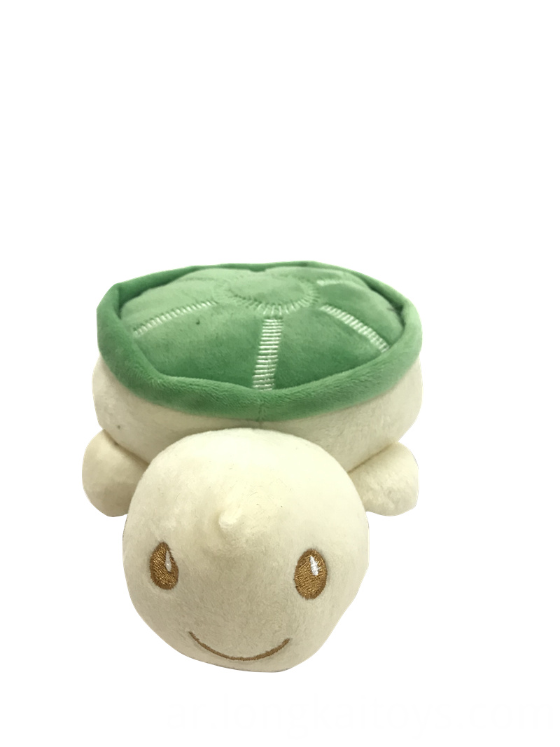 Plush Body Turtle Toy