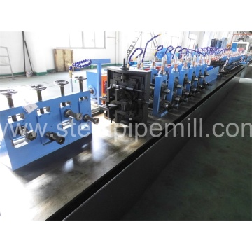 automobile pipe mill