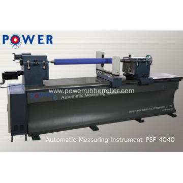 Rubber Roller Surface Laser Measuring Instrument PSF-4040