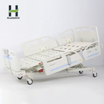 Hospital medical five functions electric bed