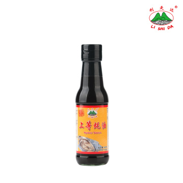 Oyster Sauce 160g Glass Bottle