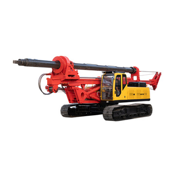 New high-quality remote-control wireless rotary drilling rig
