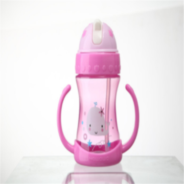 Child Sippy Cup Water Drinking Kettle Bottle S