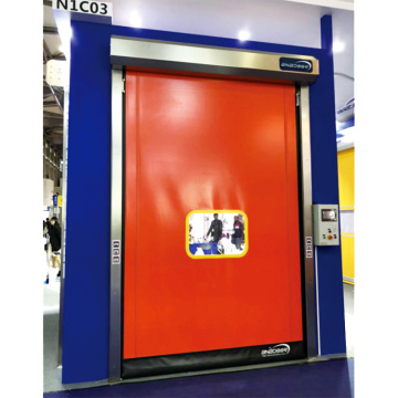 Self Recovey Rapid Speed Overhead Roller Door