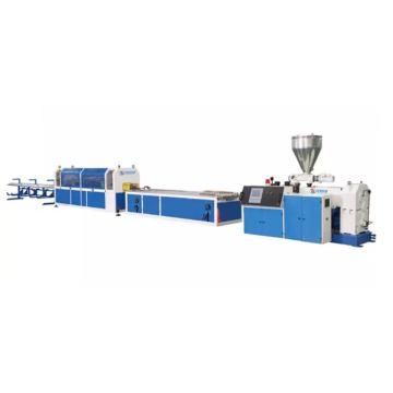 PVC WPC PROFILE PRODUCTION LINE