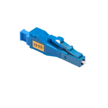 LC Male to Female Fiber Optic Attenuator