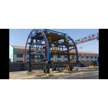 Water-Proof Tunnel Trolley Formwork System