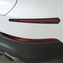 3D Car Protection Strips Are Used To Protect The Car Stickers From Scratches and Scratches. Carbon Fiber Appearance Cartoon