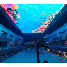 Ph5 led ceiling display screen