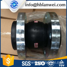 Factory Price PN10 Flexible rubber coupling with flange