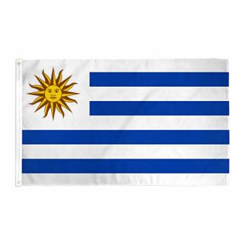 Yehoy hanging 90*150cm URY UY uruguay Flag For Decoration