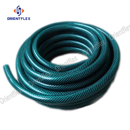 "1/2"" 25feet Green PVC Garden/Water hose/Plastic Pipe"