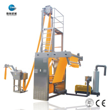 Finish Rope Opener Vacuum Suction Detwist Machine