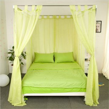 100% polyester high quality mosquito net stand