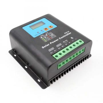 40A-150A Auto Paremeter Adjustable PWM LCD Solar Controller