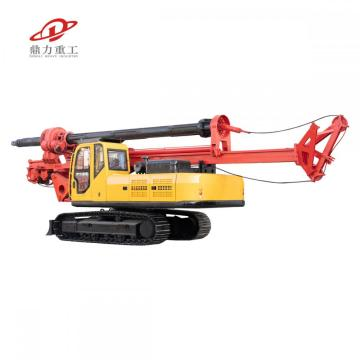 Depth 20M Diesel engines boring hole drill rig