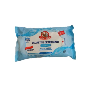 Organic Pet Cleaning Care Wet Wipes