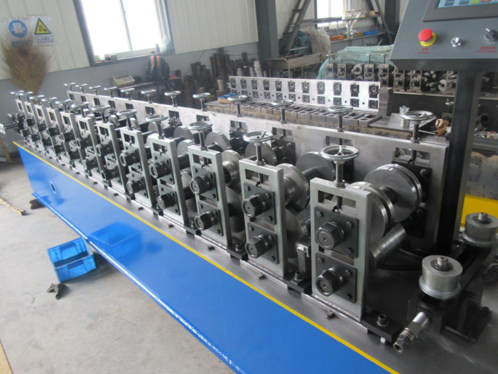 CU Channel & T Bar Roll Forming Machine
