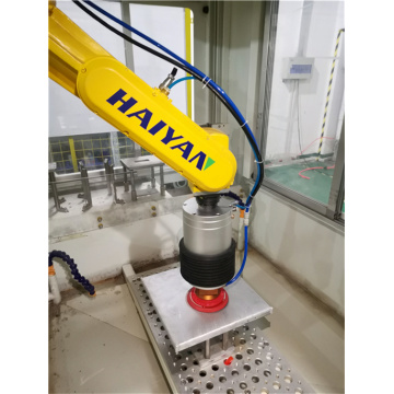 Glass surface electric grinding machine