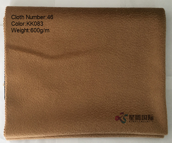 Single Face Water-wave 100 Wool Fabric