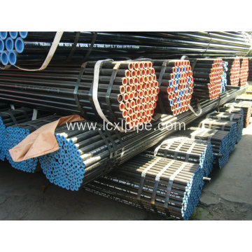 hot rolled seamless steel pipe  S20C Liaocheng