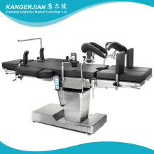 X-ray compatible hospital electrical Operating Table