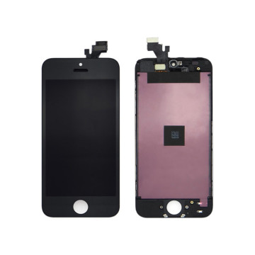iPhone 5 LCD displejs Touch Screen Digitizer Black