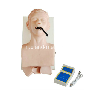 Medical Human Trachea Intubation Model Nurse Training Dummy