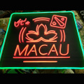 LASVEGAS and MACAU LED NEON ILLUMINATED SIGNAGE