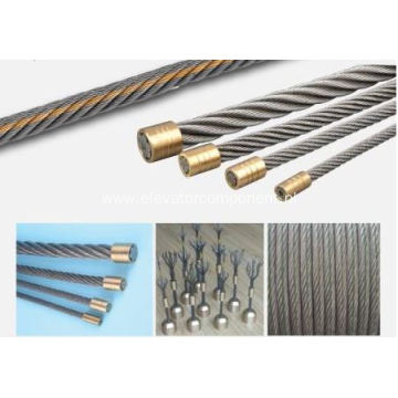 Steel Wire Rope for Elevator Speed Governor