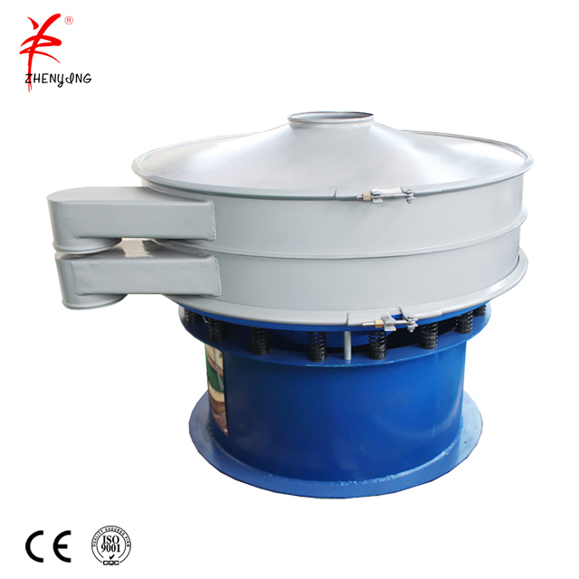 Flour vibrating screen separator machine