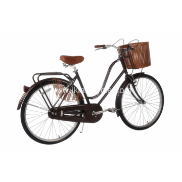 26 Inch Classic Bicycle City Womens Bike