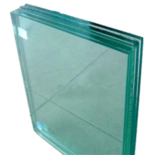12mm Security Building Facade Laminated Glass Clear