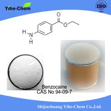 Pharmaceutical intermediates Benzocaine CAS 94-09-7