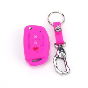 2018 Hyundai I30 I20 Silicone Car Key Cover