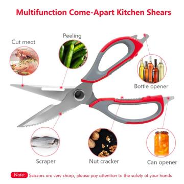 Kitchen Shears Multi-purpose Kitchen Scissors