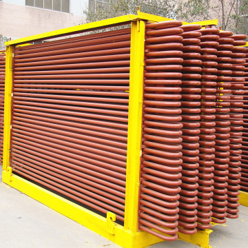 Economizer Coil Panel For Steam Boilers