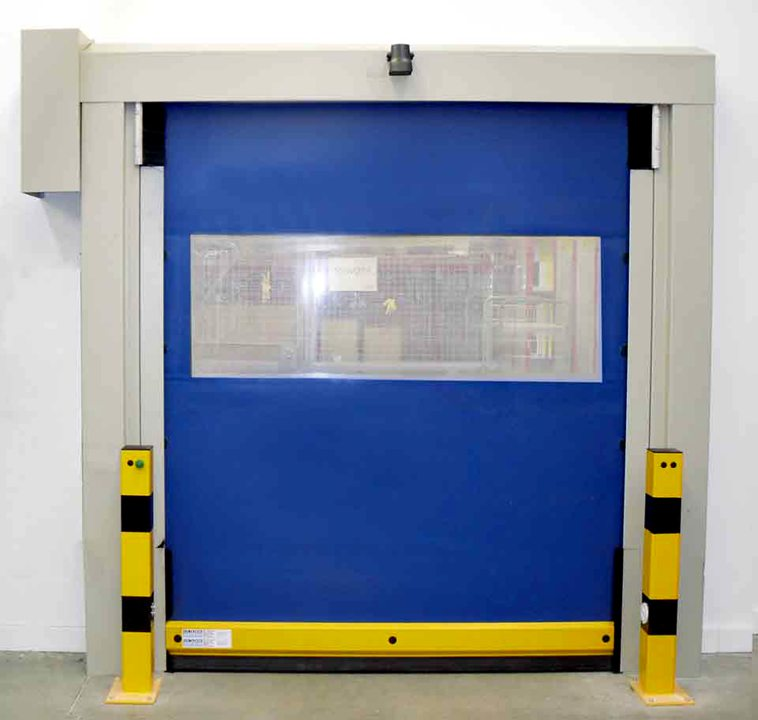 High Speed Rolling Door06
