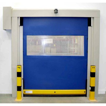 Industriale PVC Fast High Speed ​​Shutter Door