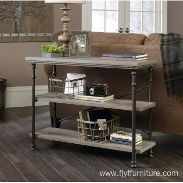 Metal Sofa Side Table Console Table