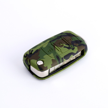 New arrival colors silicone key cover for car